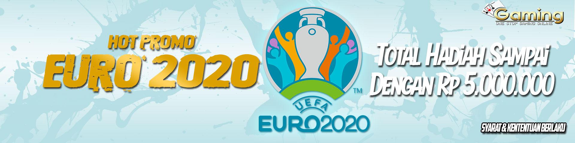 Promo piala euro 2021