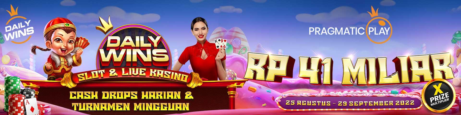 pragmaticplay memberikan bonus jackpot yang sangat menarik hingga 10.5 miliar rupiah bagi semua member setia game slot online